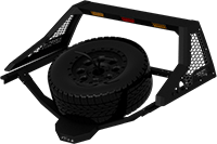 ADD™ HoneyBadger Tire Carrier