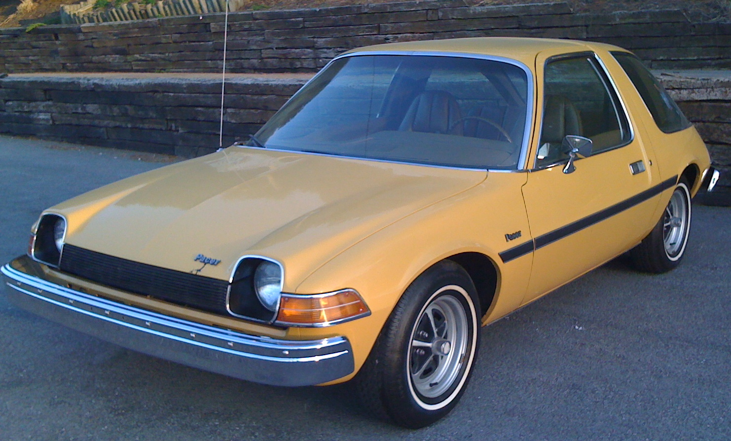 AMC Pacer X 3 Door Hatchback 1975