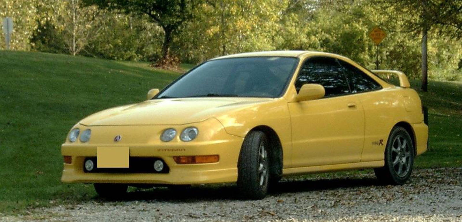 Acura Integra Type R 01