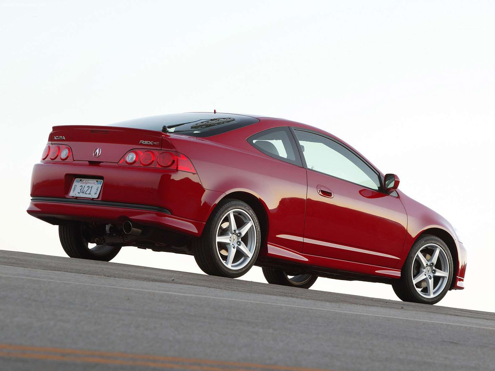 My Perfect Acura RSX. 3DTuning