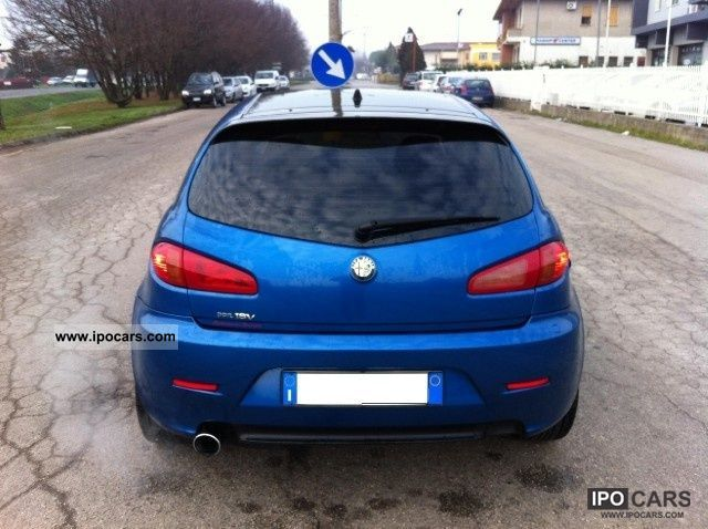 Alfa Romeo 147 3 Door Hatchback 2009
