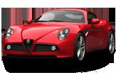 Alfa Romeo 8C Competizione Coupe 2007