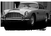 Aston Martin DB5 Vantage Coupe 1964