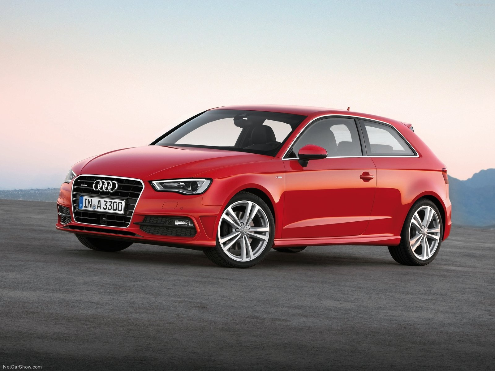 My perfect Audi A3  3DTuning - probably the best car configurator!