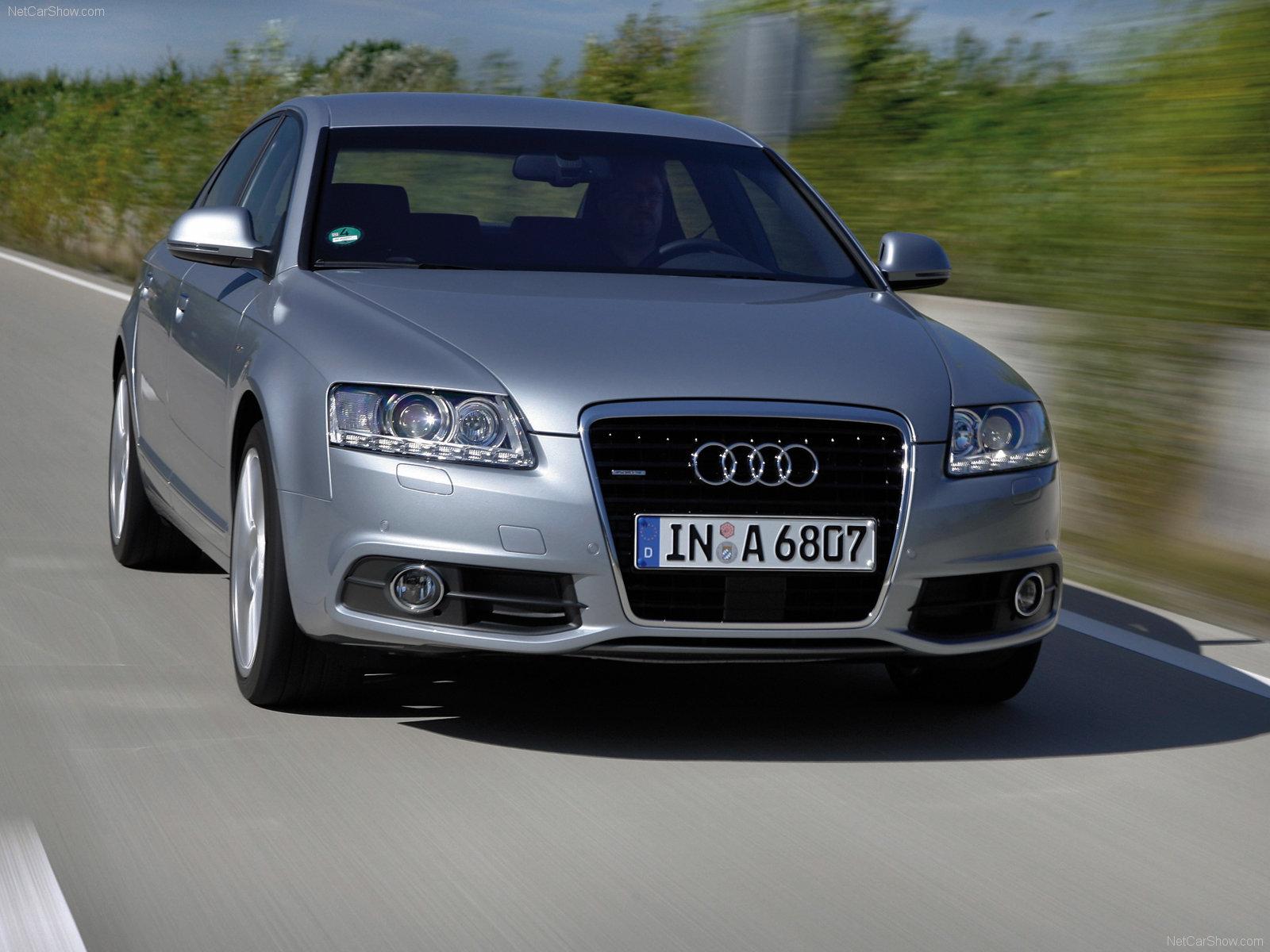 3dtuning Of Audi A6 Sedan 2009 3dtuning Com Unique On