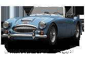 Austin-Healey 3000 Convertible 1959