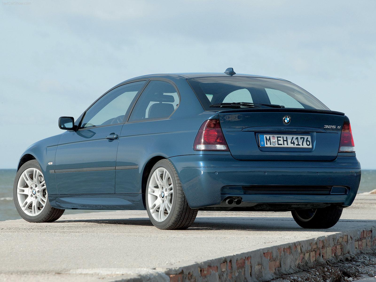 ... BMW 3 Series Compact Liftback 2002 ...