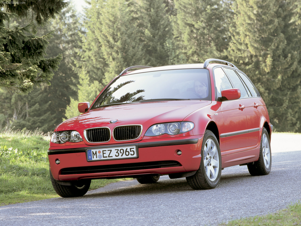 BMW 3 series Wagon 2002
