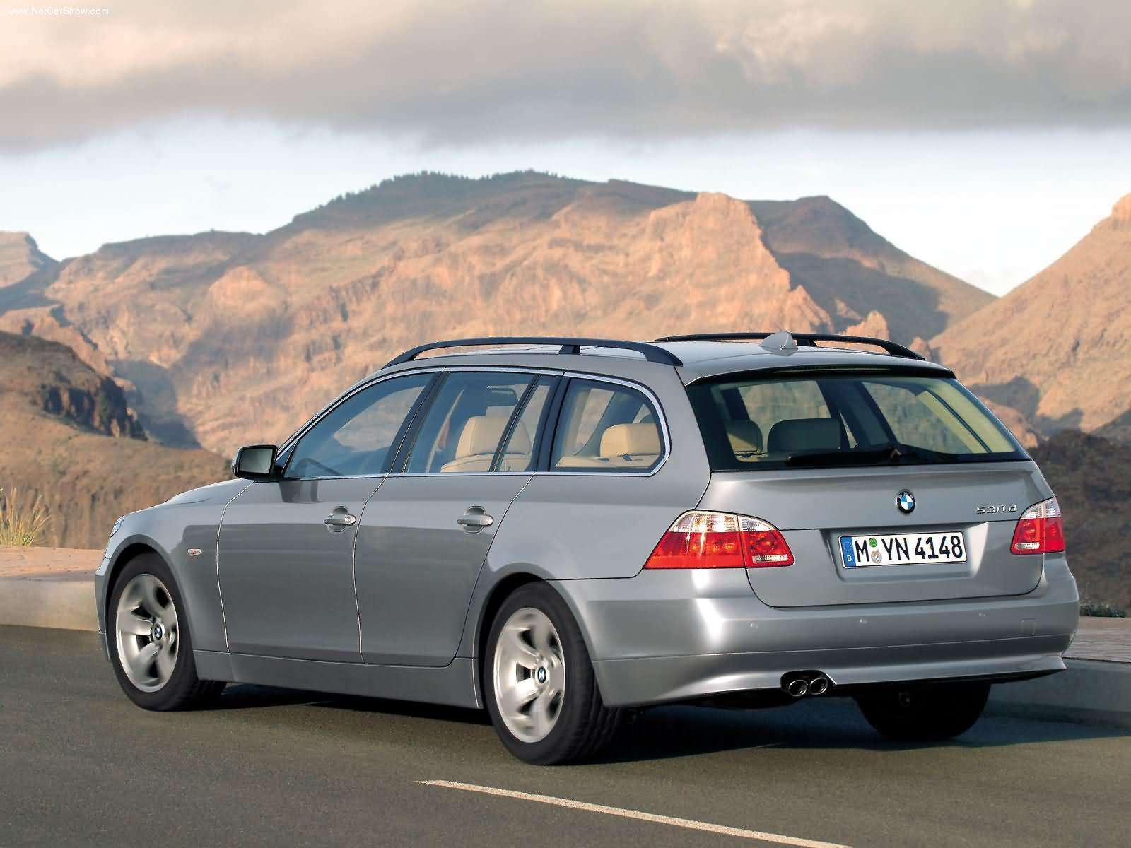 My Perfect Bmw 5 Series 3dtuning Probably The Best Car Configurator Wagon 2003