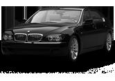 BMW 7 series Sedan 2001
