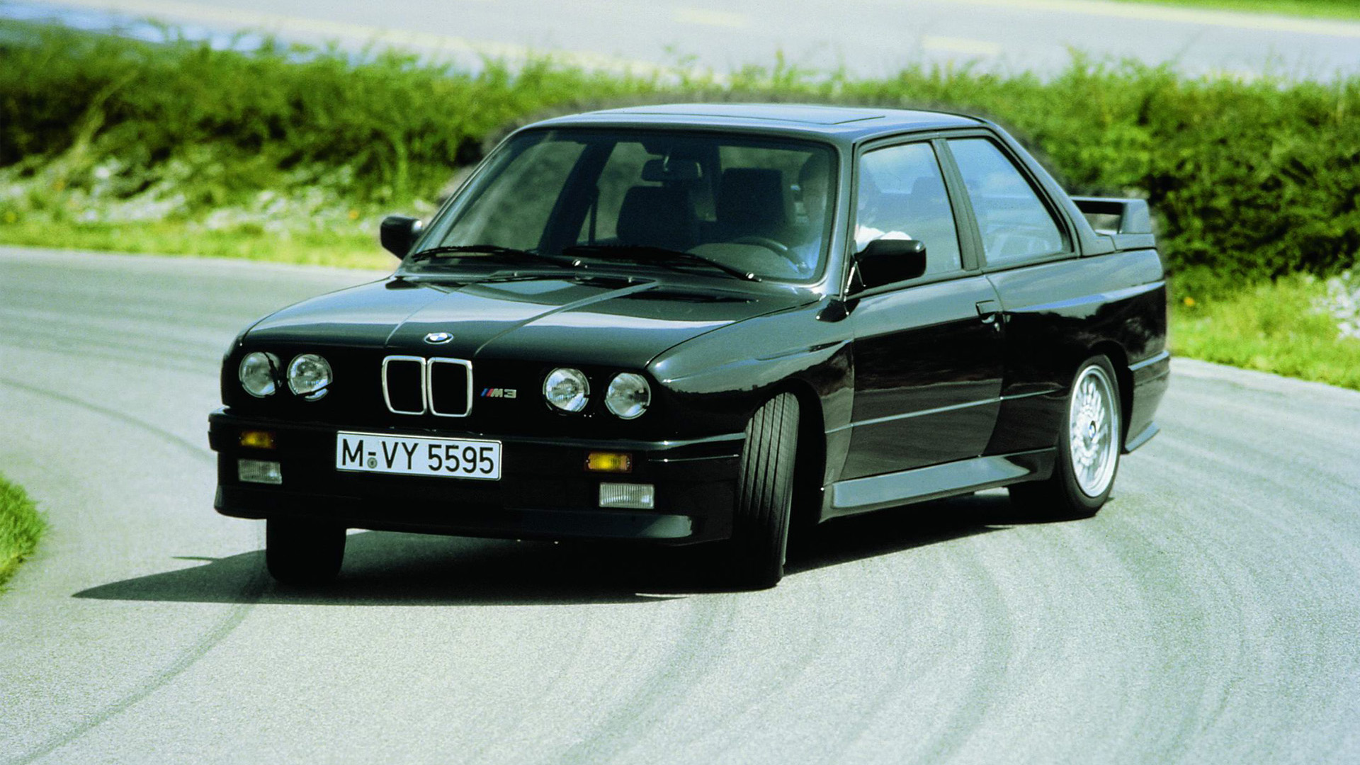 BMW M3 Coupe 1985
