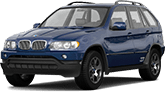 BMW X5 Crossover 2002