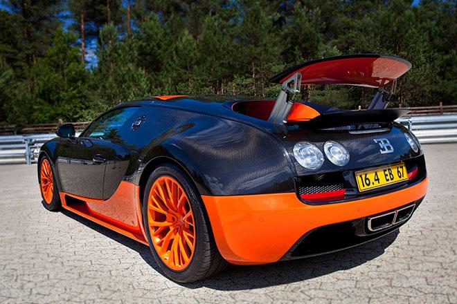 customize bugatti  bugatti veyron 2005 2005