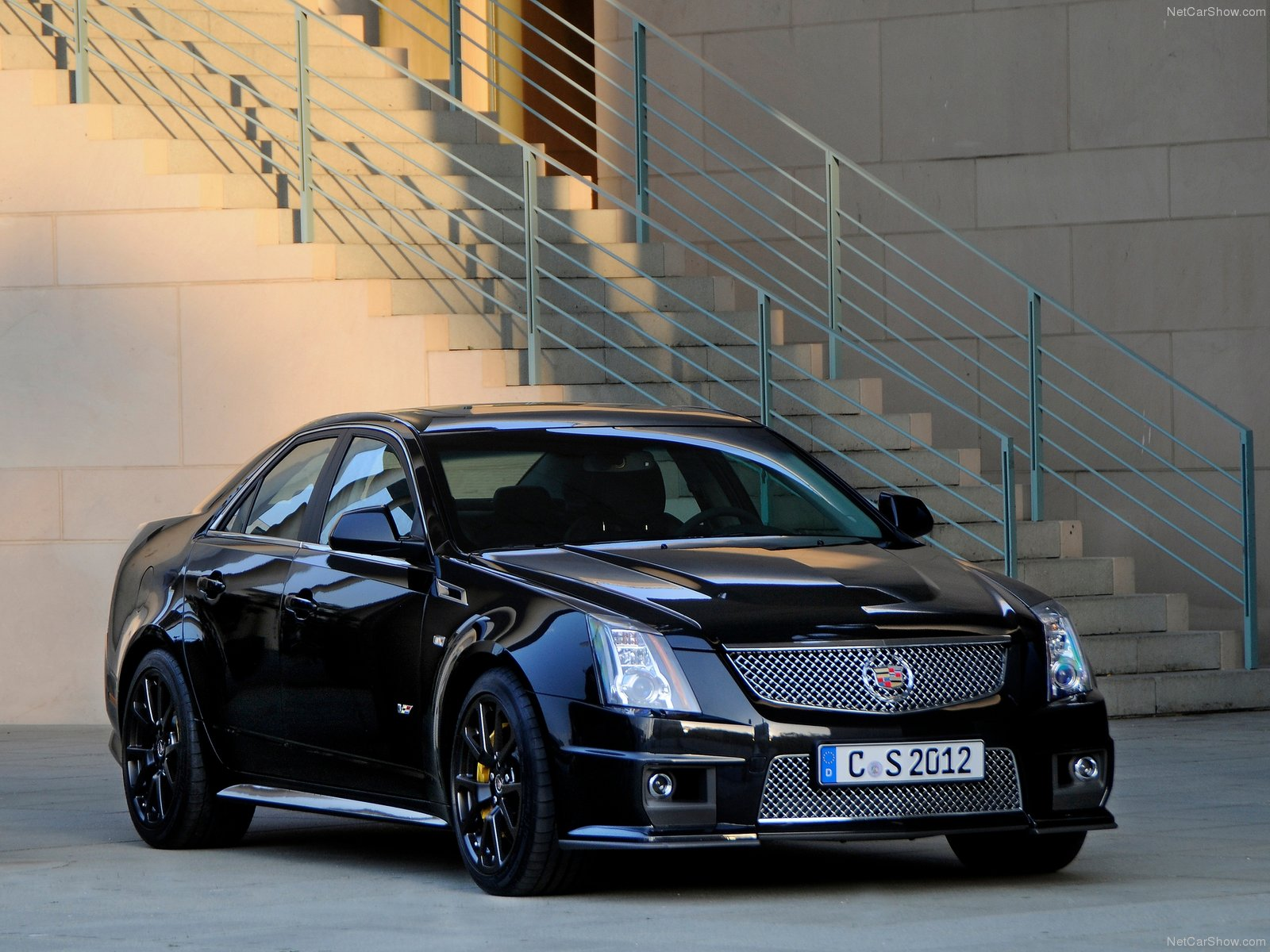 tuning cadillac cts v sedan 2010 online accessories and spare parts for tuning cadillac cts v. Black Bedroom Furniture Sets. Home Design Ideas