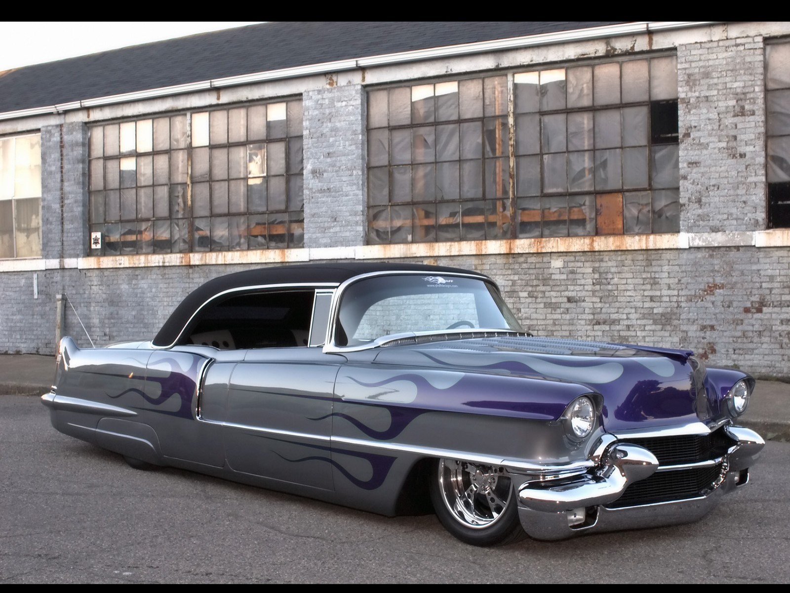 Tuning Cadillac De Ville Coupe 1956 Online Accessories And Spare