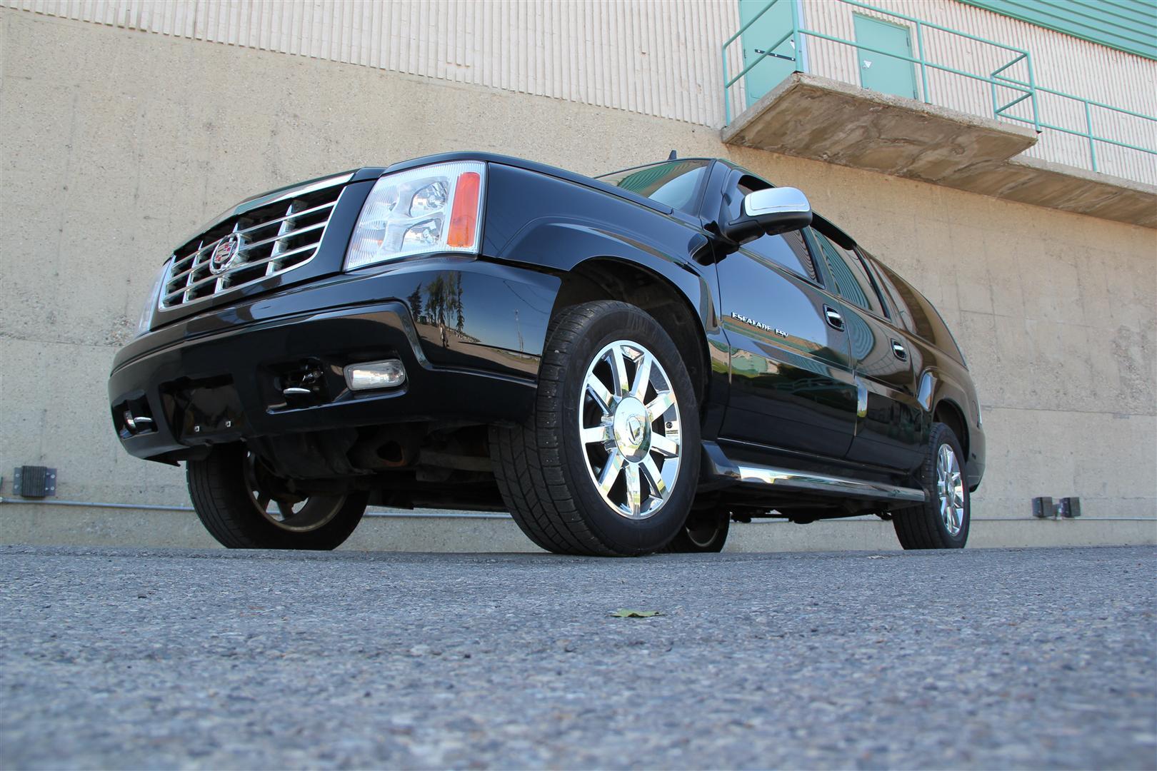Cadillac 2002 cadillac escalade rims : Tuning Cadillac Escalade SUV 2002 online, accessories and spare ...