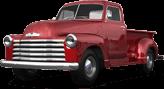 Chevrolet 3100 2 Door pickup truck 1950