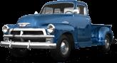 Chevrolet 3100 2 Door pickup truck 1954