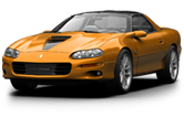 Chevrolet Camaro SS Coupe 2002