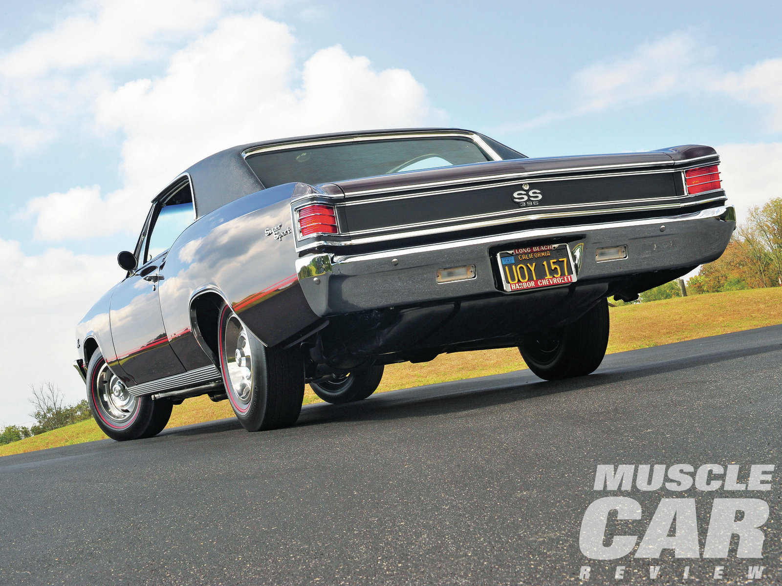 Chevrolet Chevelle SS-396 Coupe 1967