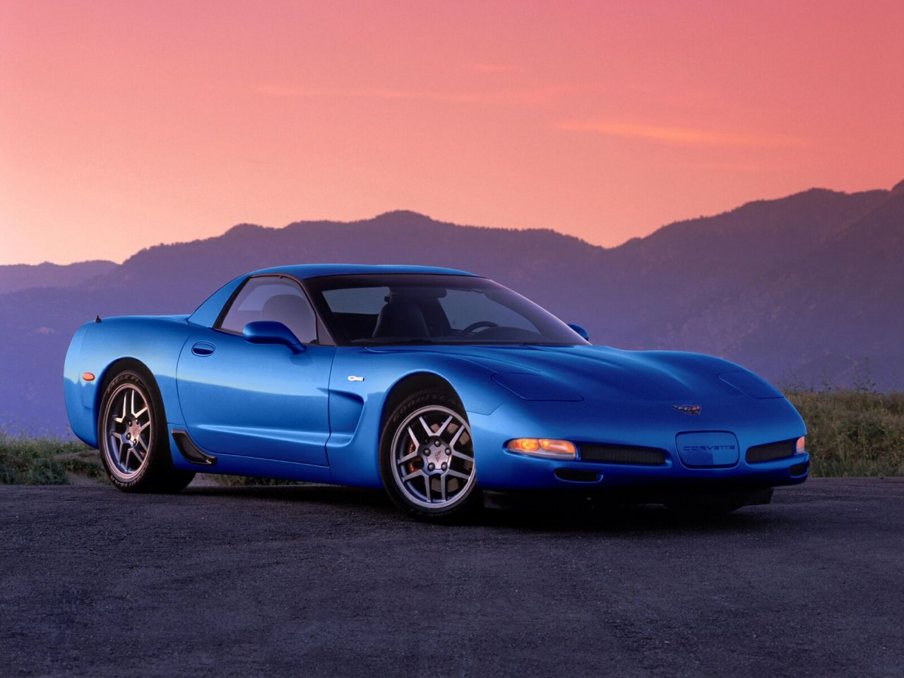 Chevrolet Corvette Coupe 2001