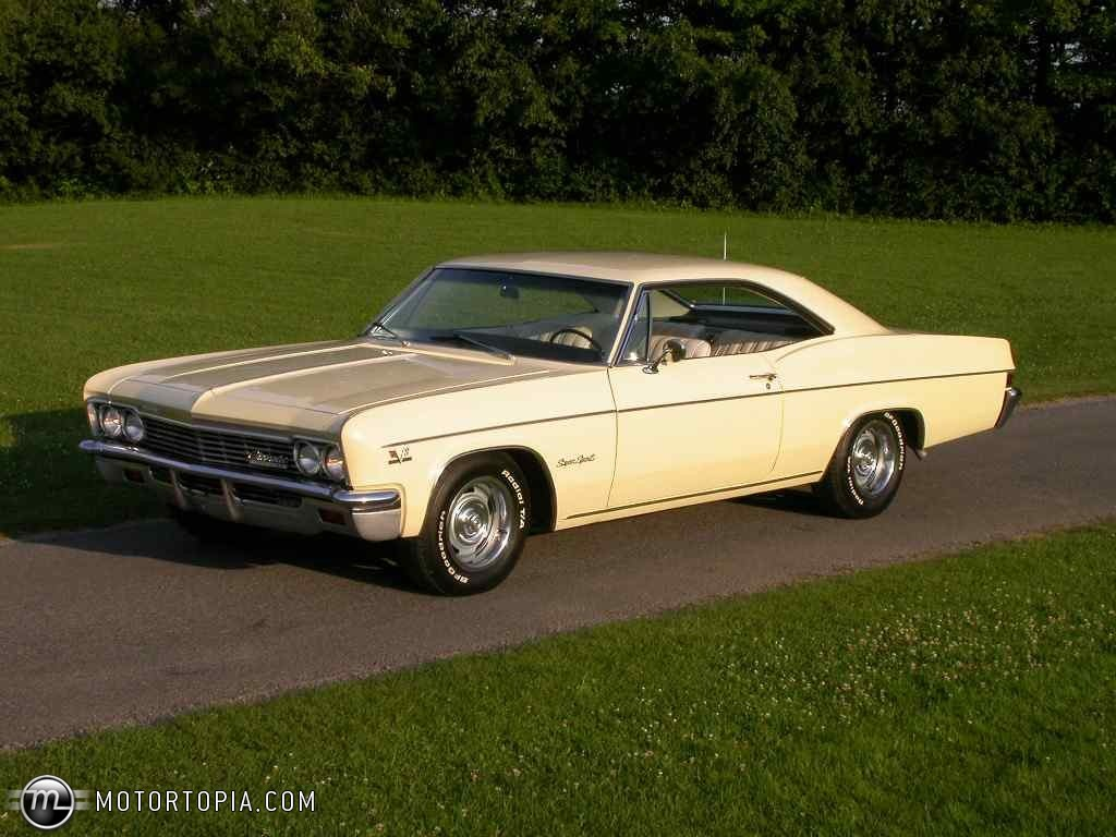Chevrolet Impala Sport Coupe Coupe 1966 ...