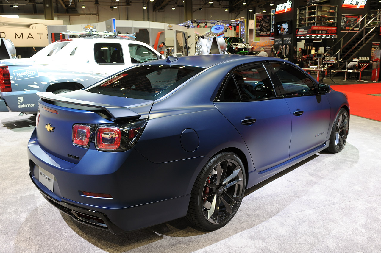 My Perfect Chevrolet Malibu 3dtuning Probably The Best