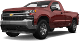 Chevrolet Silverado 1500 Regular Cab 2 Door pickup truck 2019