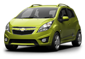 Chevrolet Spark 5 Door Hatchback 2011