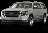 Chevrolet Suburban SUV 2015