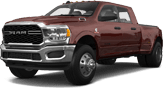 Dodge Ram 3500 4 Door pickup truck 2020