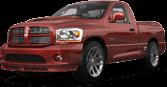 Dodge Ram SRT-10 2 Door pickup truck 2006