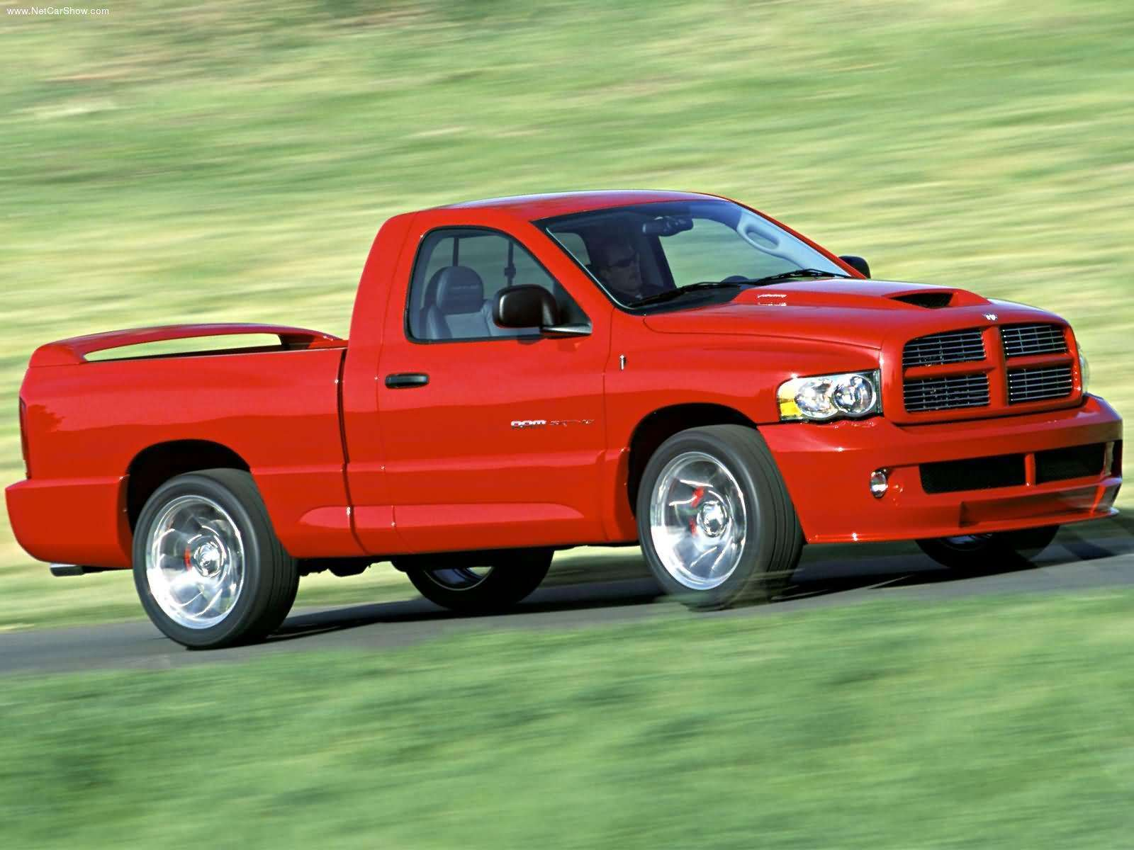 Dodge Ram SRT-10 Pickup 2006