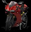Ducati 899 Panigale Sport Bike 2015