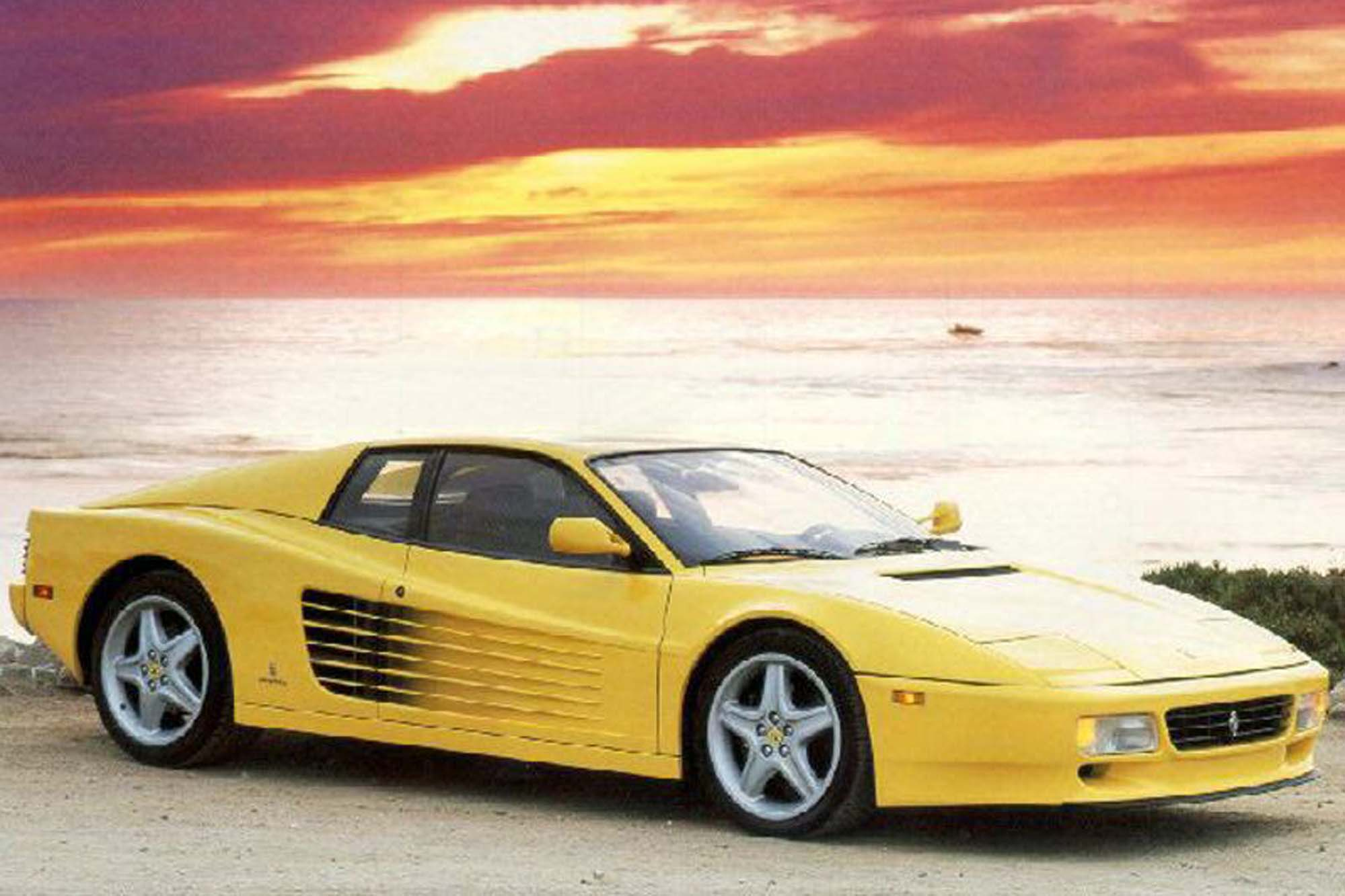 My Perfect Ferrari 512 Tr 3dtuning Probably The Best