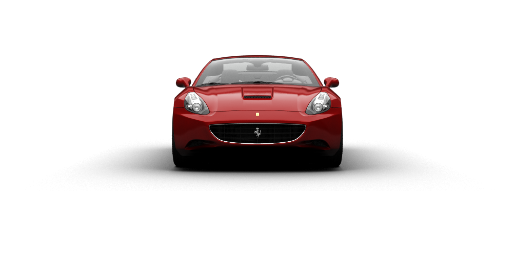 Ferrari California Coupe 2009