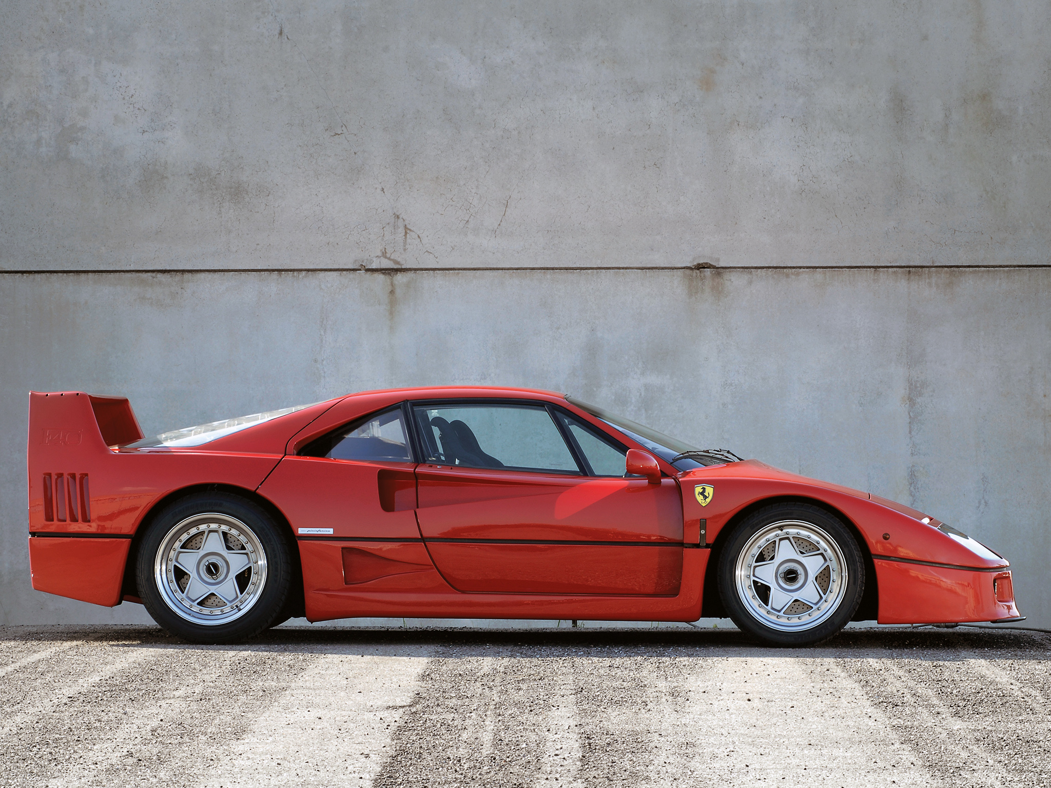 My perfect Ferrari F40 Competizione. 3DTuning , probably the