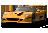 Ferrari F50 GT Coupe 1996
