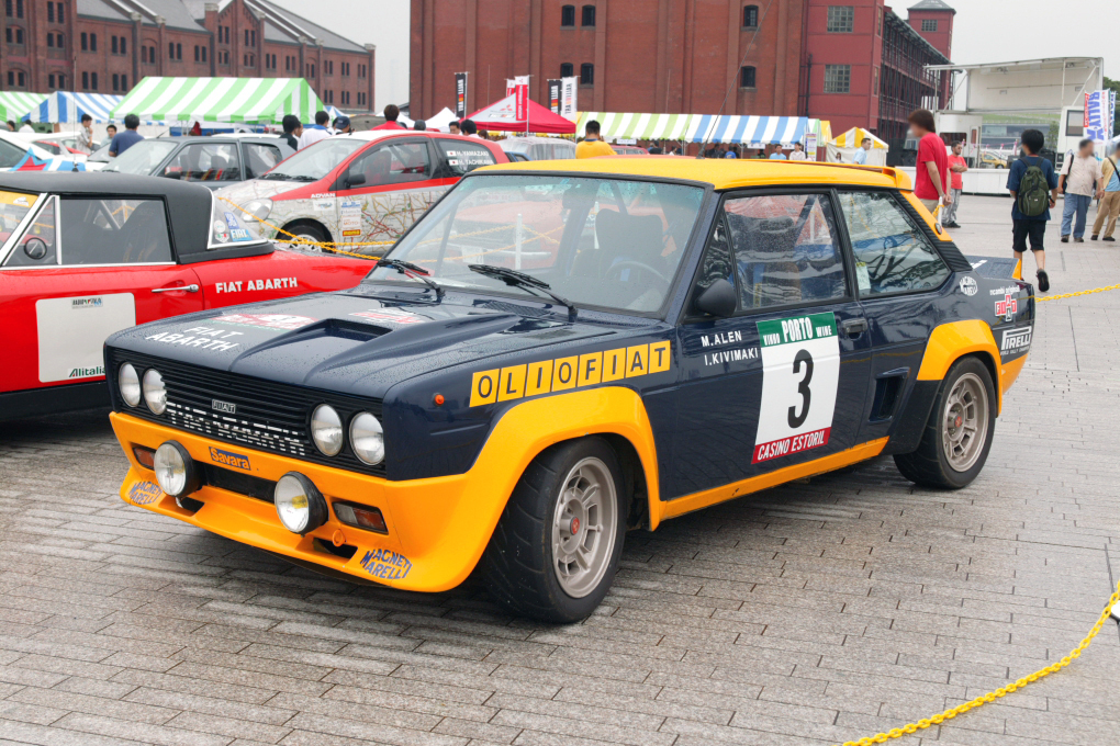 My Perfect Fiat 131 Abarth 3dtuning Probably The Best