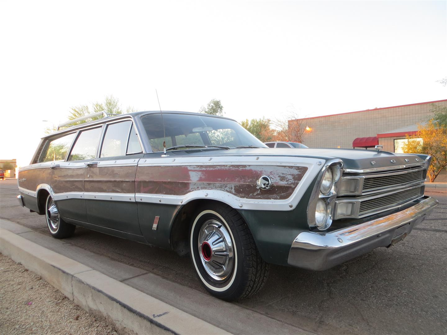 1966 ford country squire - photo #35