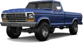 Ford F-150 3 Door SUV 1978