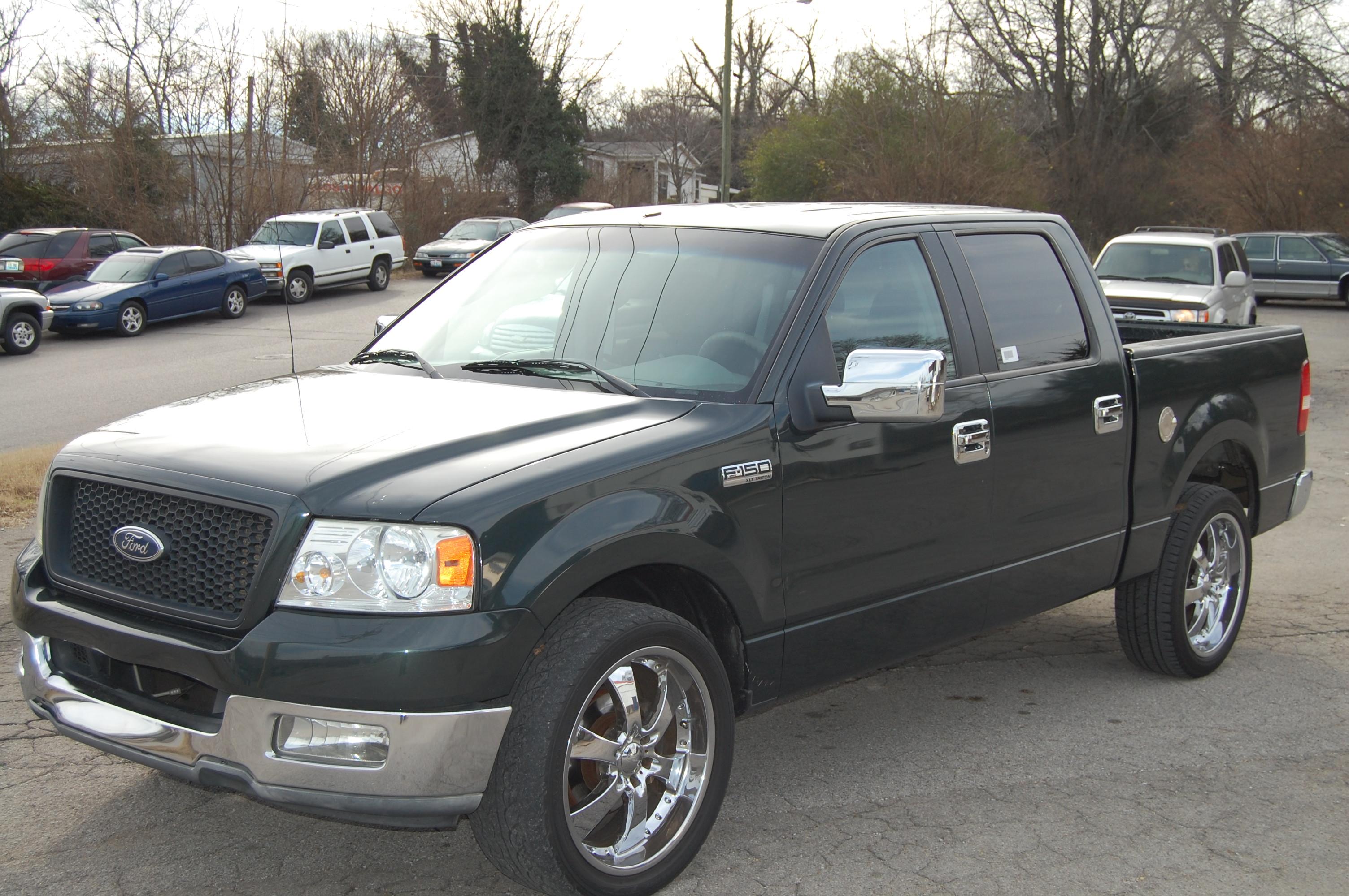 Ford f 150 crewcab truck 2006