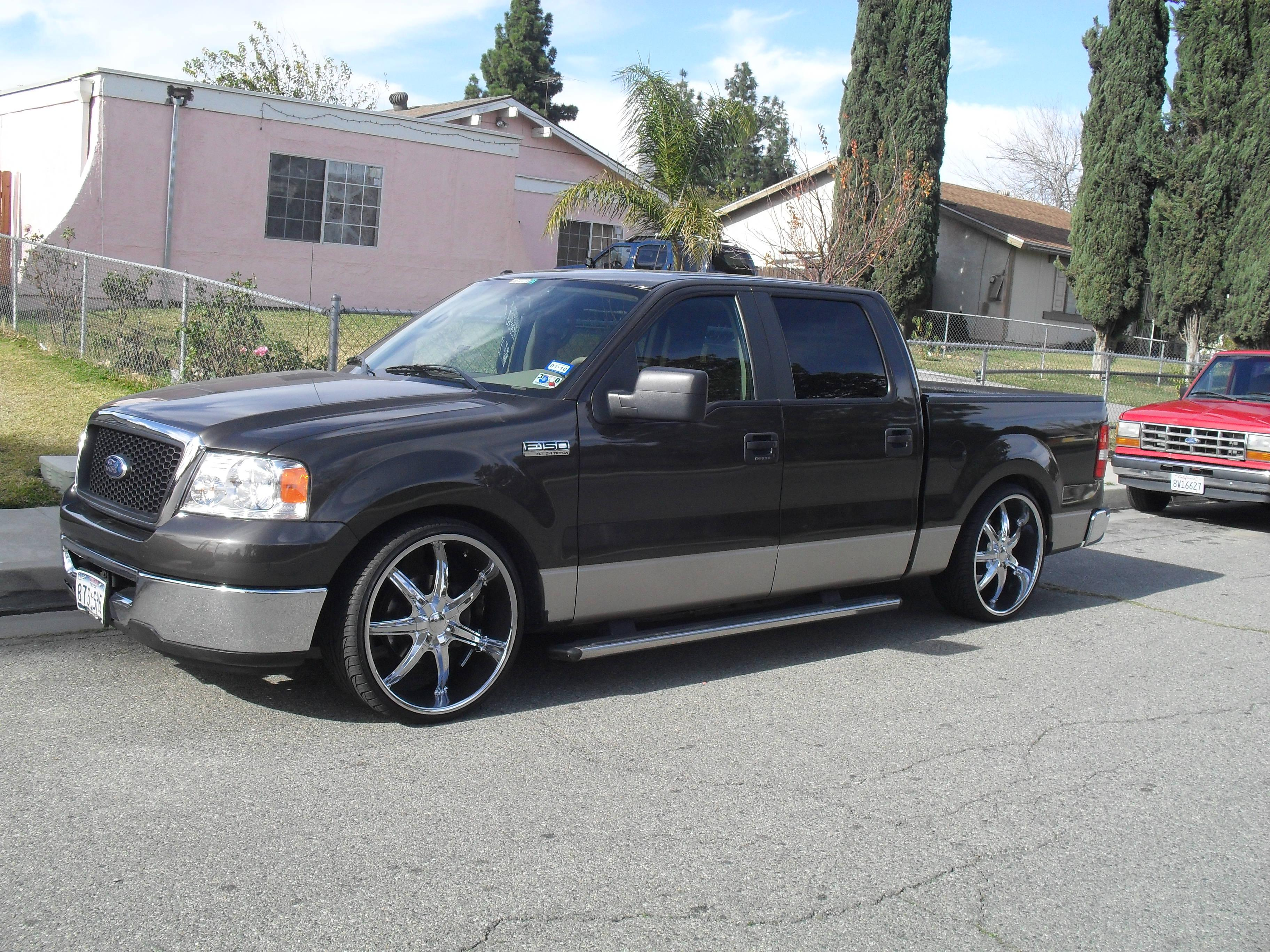 F150 Custom Parts >> Tuning Ford F-150 Crew Cab 2006 online, accessories and ...