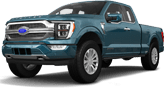 Ford F-150 Double Cab Pickup Truck 2021