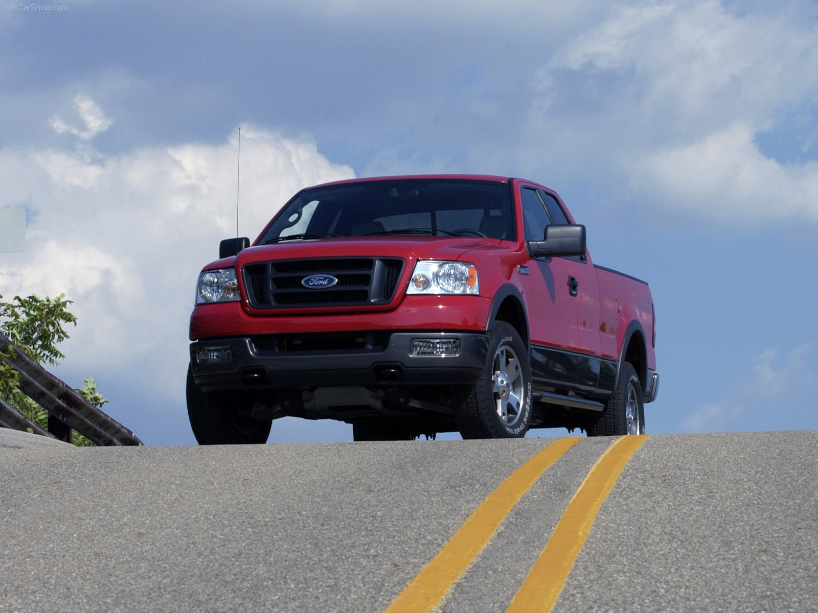 Ford F-150 ExtendedCab Truck 2006