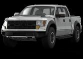Ford F-150 SVT Raptor SuperCrew Truck 2013