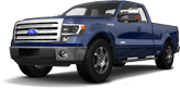 Ford F-150 SuperCab 4 Door pickup truck 2009