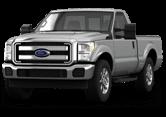 Ford F-250 Regular Cab Truck 2013