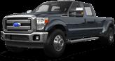 Ford F-350 DRW 4 Door pickup truck 2013