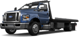 Ford F-650 Tow Truck TEST CAR Pickup 2316